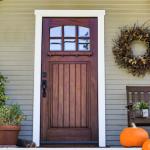 Fibreglass vs Steel Front Doors